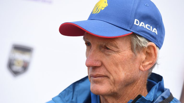 Wayne Bennett is facing a selection headache on the wing