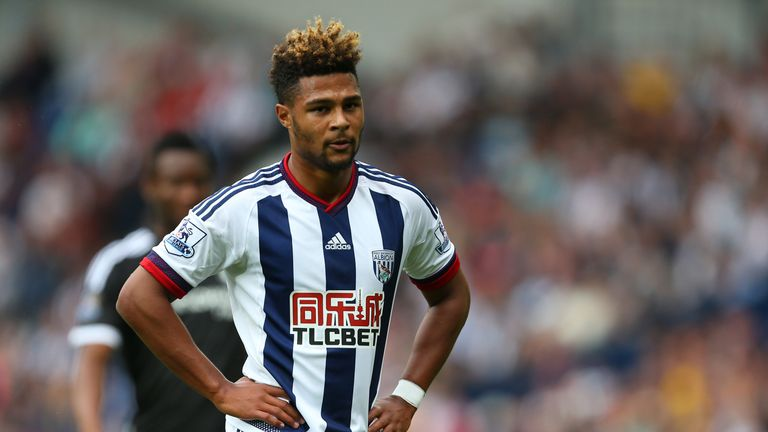 Gnabry's loan spell at West Brom did not work out