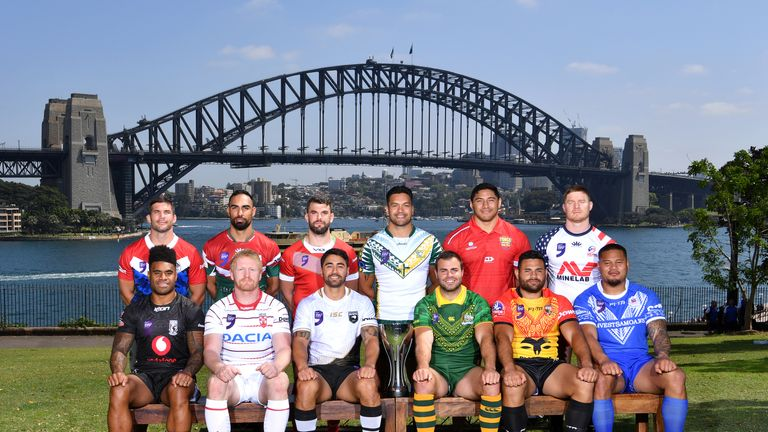 Downer World Cup Nines: Men's squads and ones to watch | Rugby League News |