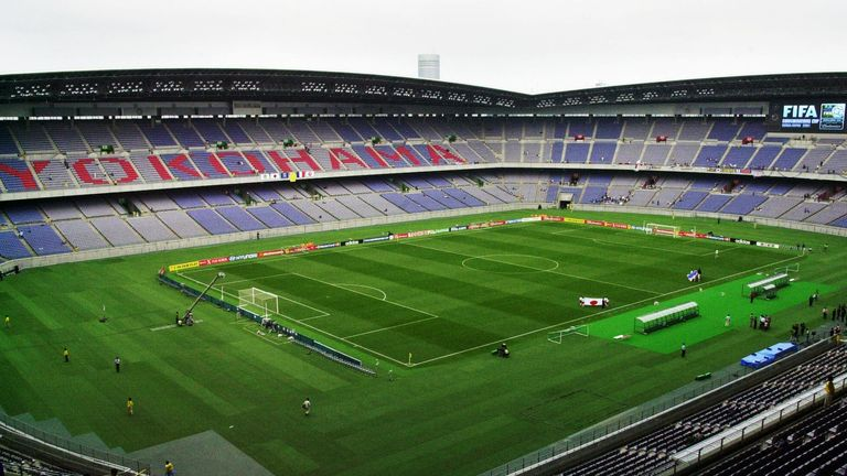 Built ahead of the 2002 World Cup, football has been played at the stadium for over 20 years