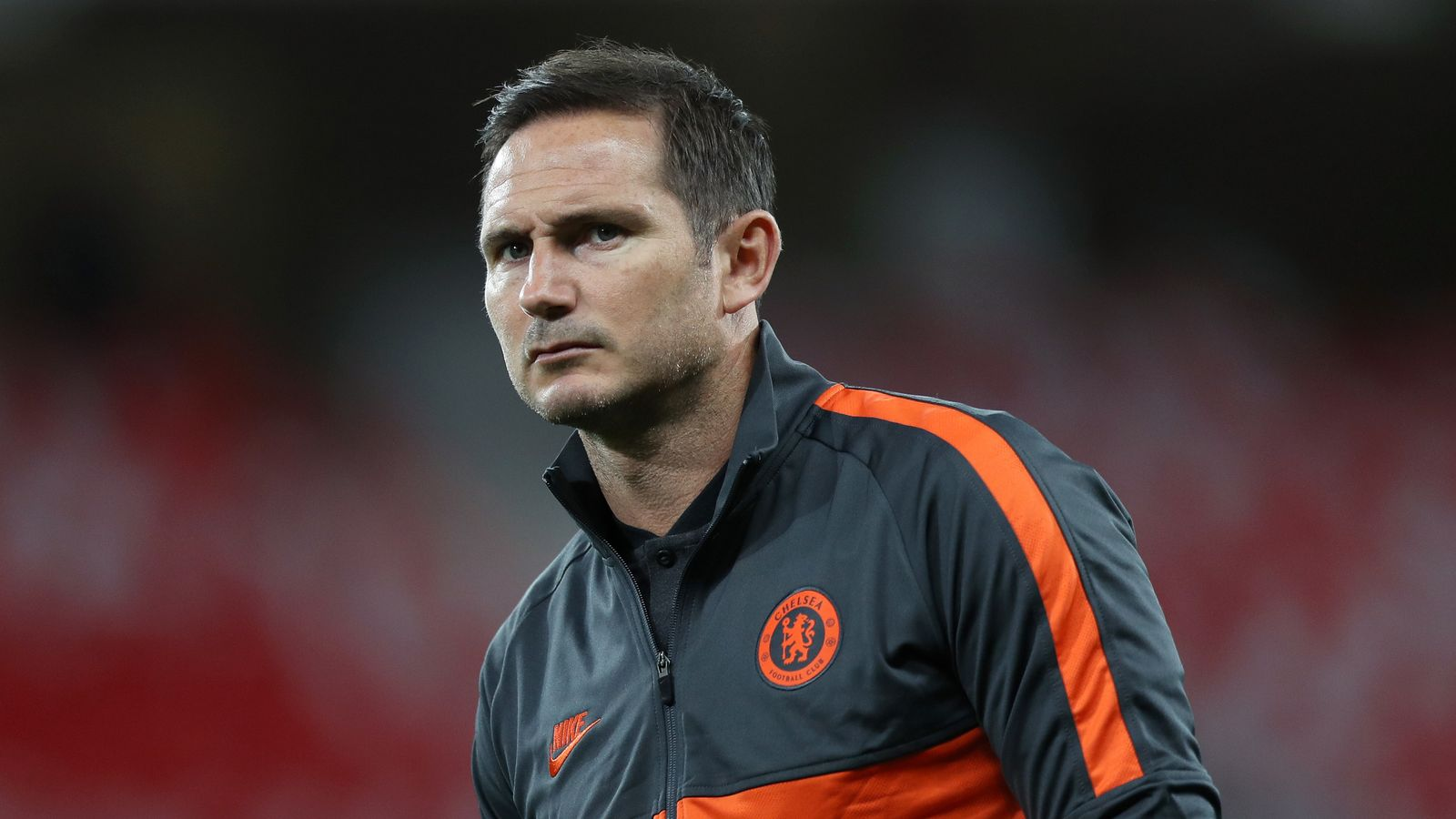 Frank Lampard: Chelsea win will not end Manchester United's Champions League hopes