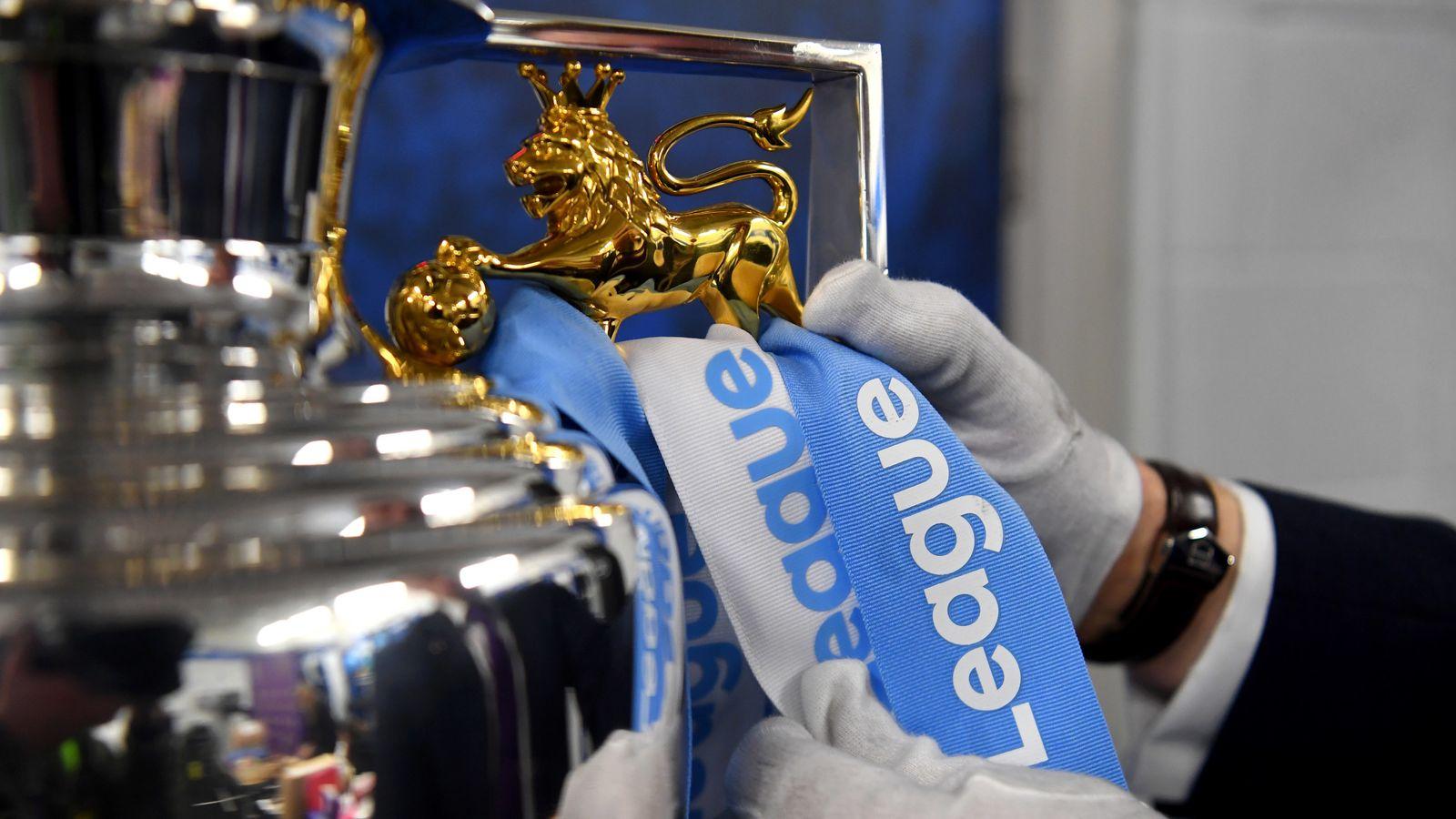 El jefe de la Premier League advierte sobre la pérdida de £ 1bn si la temporada no se completa | Noticias de futbol 59