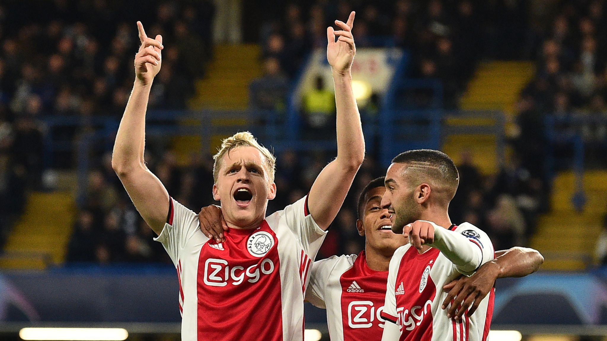 Ajax appeal to CAS over UEFA fan ban for Chelsea clash in Champions League