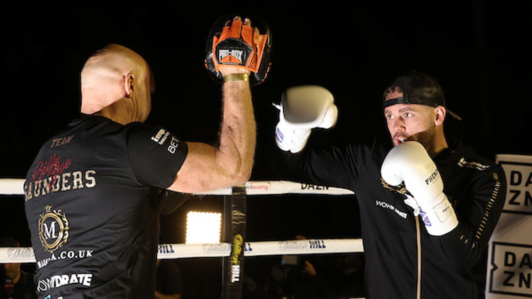 KSI vs Logan Paul 2: Billy Joe Saunders wants to undo No 1 target 'Canelo' Alvarez in 2020