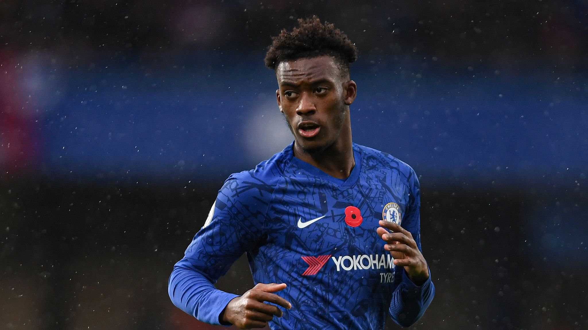 Callum Hudson-Odoi signed Chelsea deal after one Frank Lampard meeting