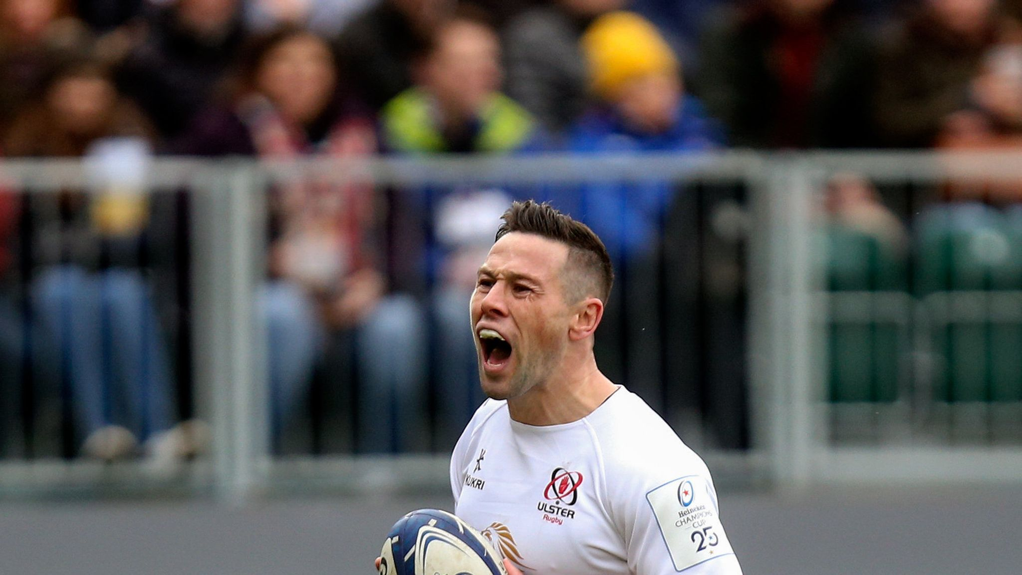 Ulster vs Clermont: Champions Cup Pool 3 LIVE!