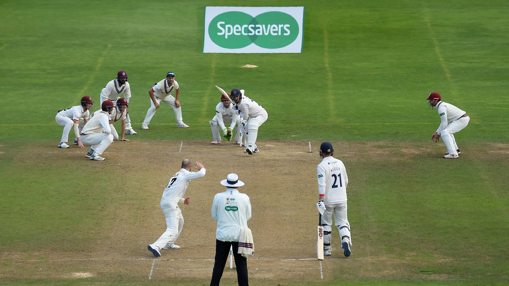 """Somerset will not appeal points deduction decision for """"poor pitch"""""""