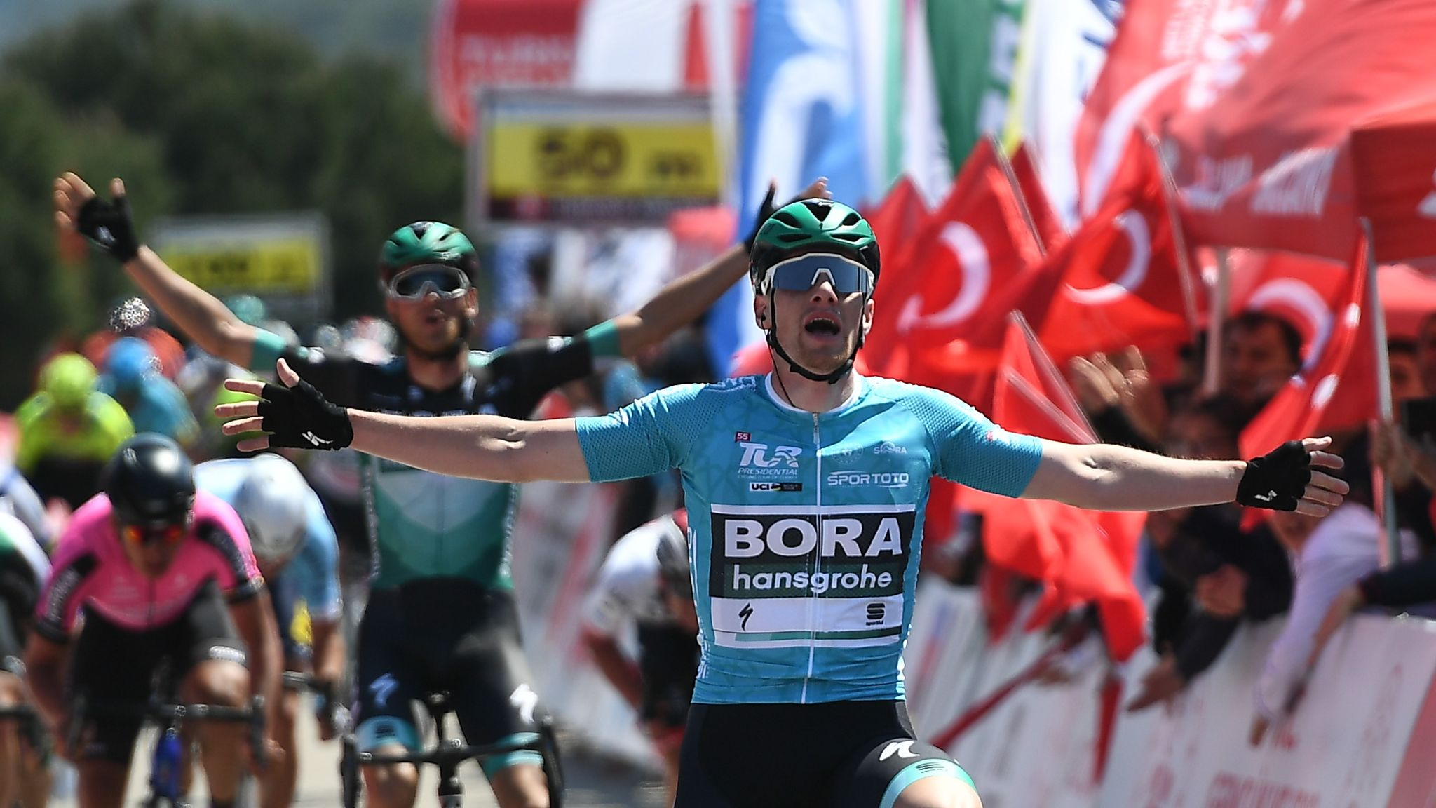Sam Bennett departure from Brora-Hansgrohe confirmed