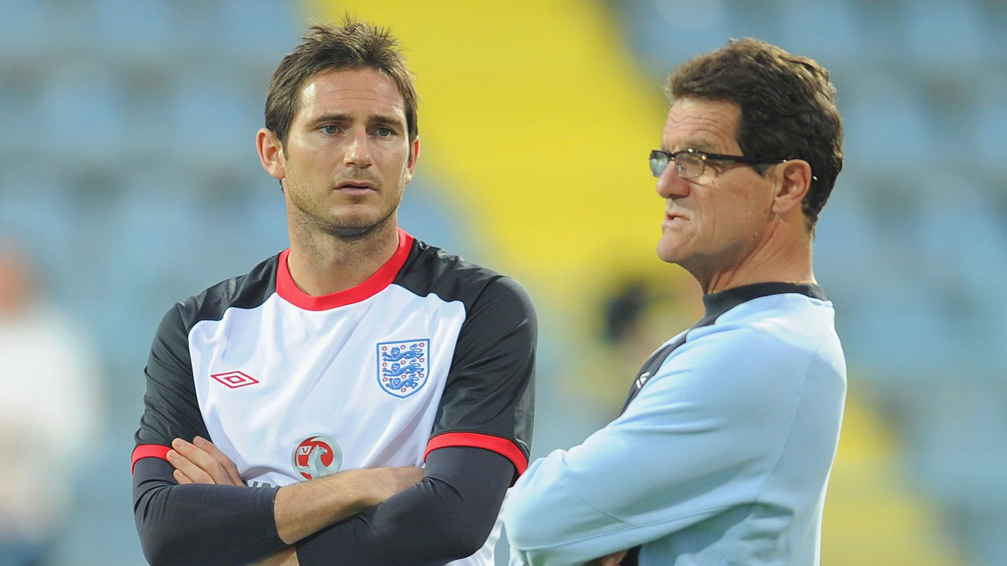Frank Lampard to manage England one day, according to Fabio Capello