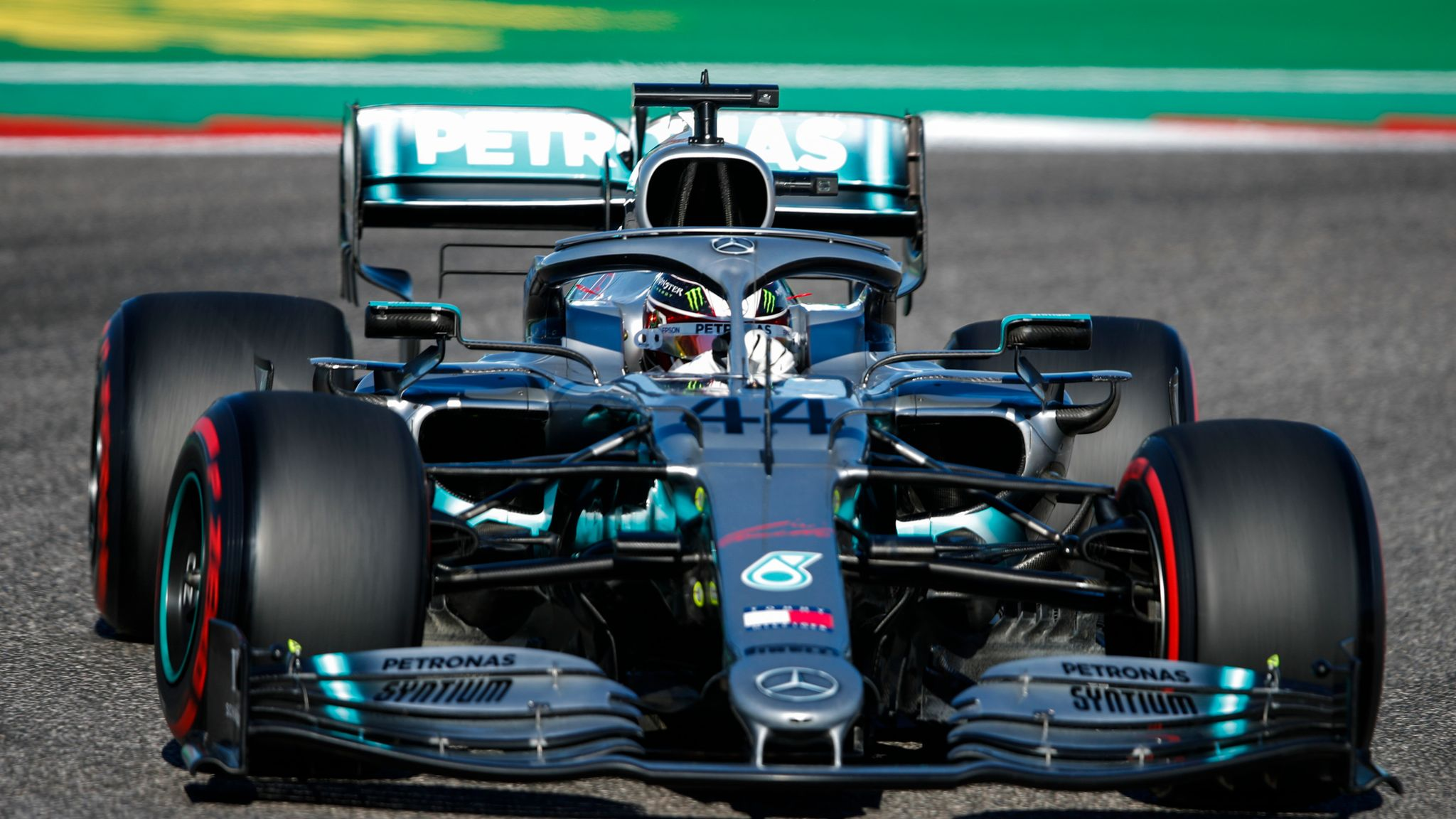 Mercedes to reveal 2020 car to defend F1 titles on Valentine's Day