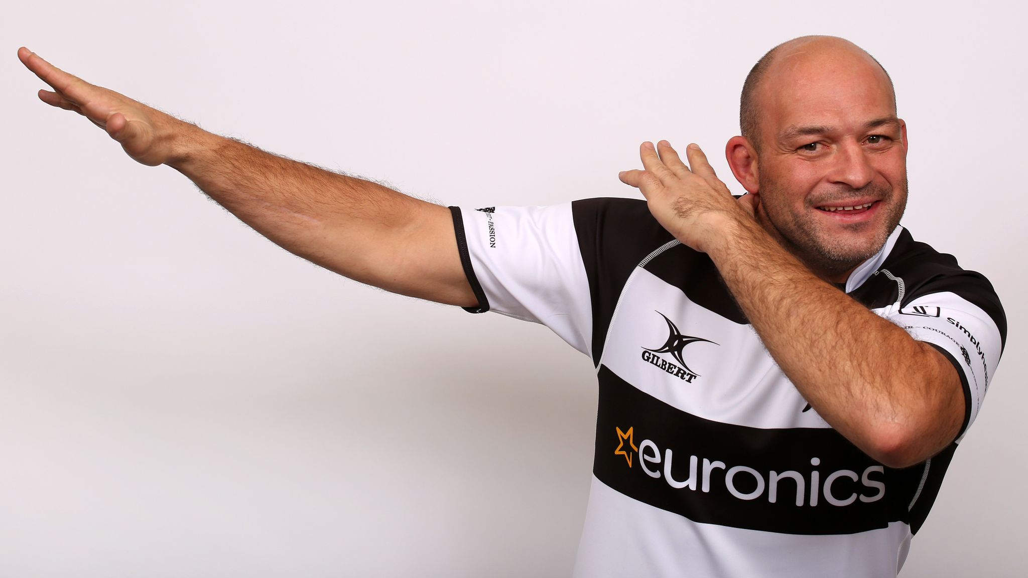 Rory Best to captain Barbarians in final game alongside Springbok Rugby World Cup winners