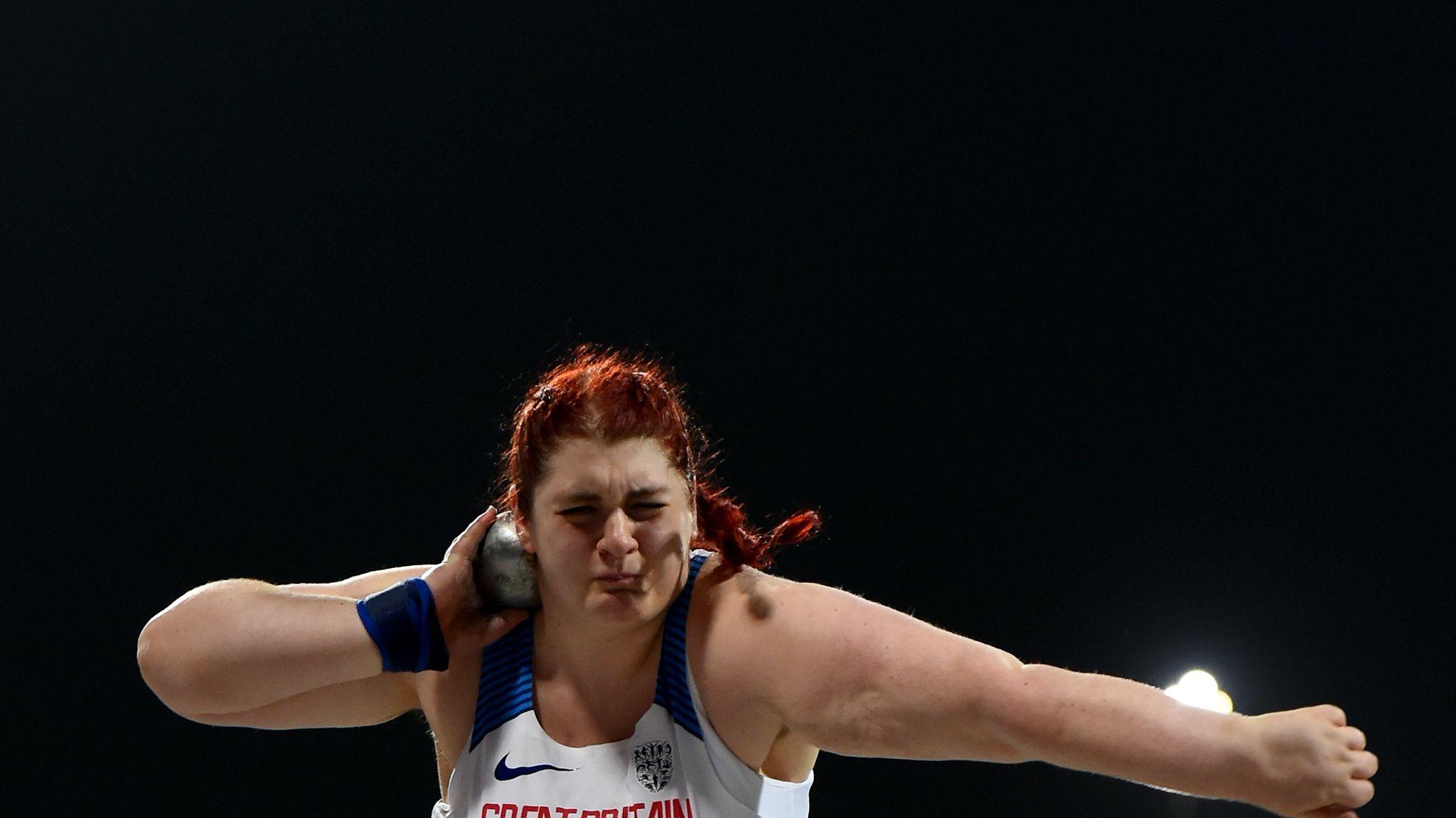 World Para-Athletics Championships: Hannah Cockroft, Maria Lyle and Sabrina Fortune win gold