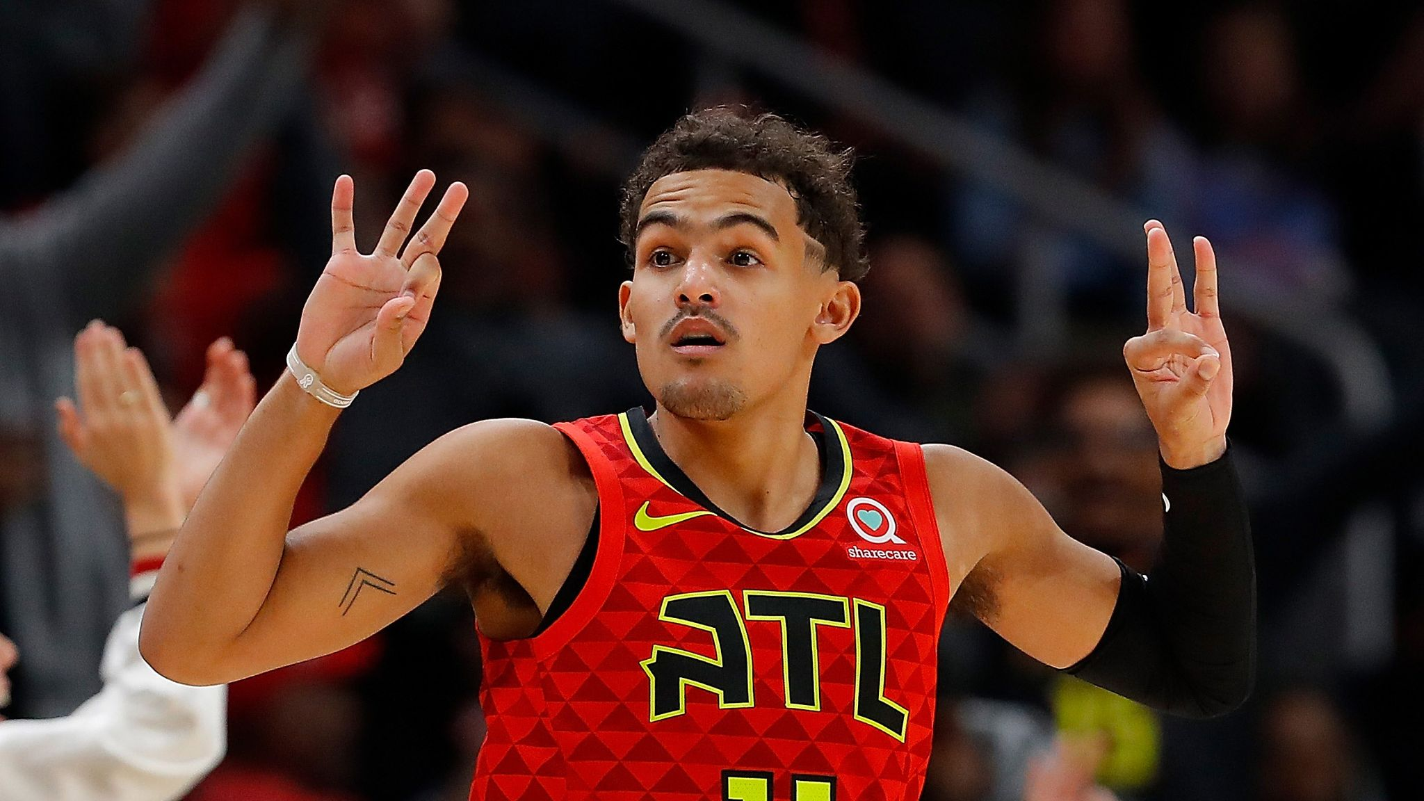 Trae Young Returned From Injury With 29 Points And 13 Assists To Lead The Atlanta Hawks To Victory Over The San Antonio Spurs