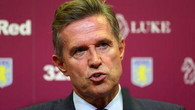 fifa live scores - Aston Villa against Premier League neutral venues proposal, says chief executive Christian Purslow