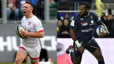 John Cooney and Alivereti Raka are pivotal players for Ulster and Clermont. Find out who else to keep an eye on in Friday's clash below...