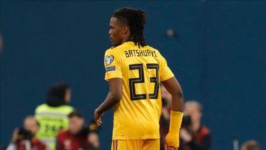 fifa live scores - Dedryck Boyata and Michy Batshuayi shirt mix-up: Belgium charged by UEFA
