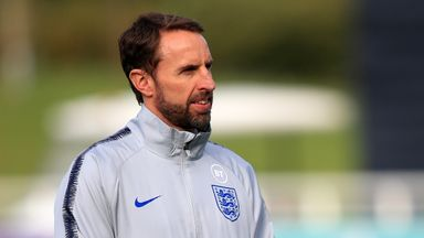 Gareth Southgate's side were due to play Austria and Romania in June