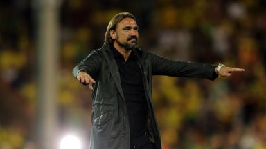 fifa live scores - Norwich City boss Daniel Farke says win over Watford would not spark champagne celebrations