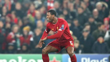 fifa live scores - Georginio Wijnaldum: Belief in Liverpool squad has never been higher