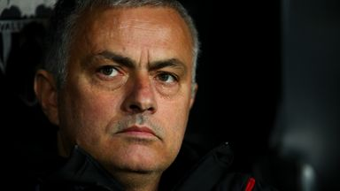 Mourinho has been linked with various managerial roles since leaving United in 2018