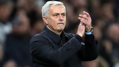 fifa live scores - Jose Mourinho's in-game management helped Tottenham beat Olympiakos