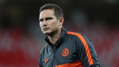 Lampard: Win won't end United CL hopes