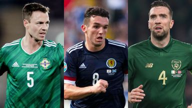 Who will Northern Ireland, Scotland and the Republic of Ireland face in the Euro 2020 play-offs? Find out here...
