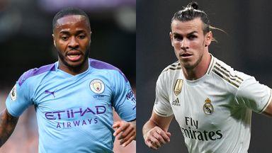 fifa live scores - Raheem Sterling: Real Madrid plan Gareth Bale + £70m bid for forward