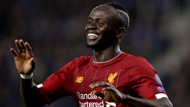 fifa live scores - Sadio Mane jokes he will 'dive' again if it gets Liverpool a penalty