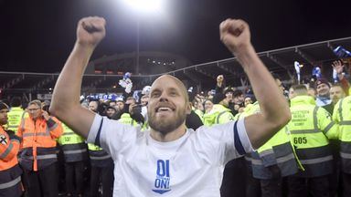 fifa live scores - Norwich host Pukki Party in Helsinki after Finland qualify for Euro 2020