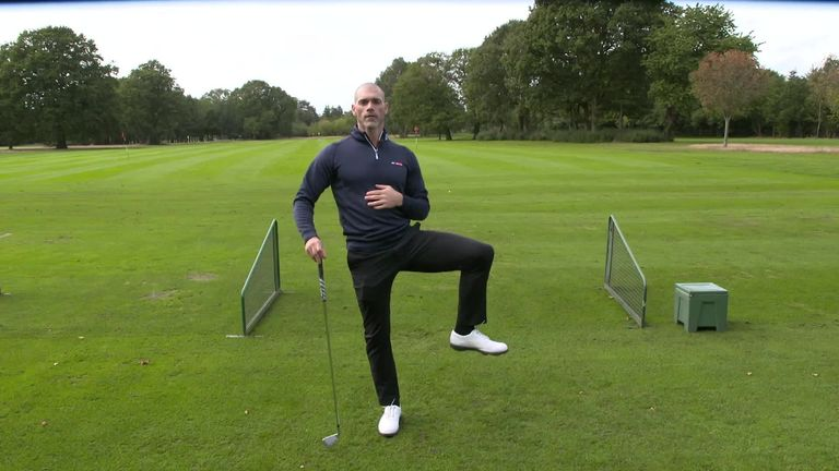 Olly Foster offers a number of quickfire drills to help your golf game