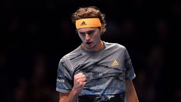 Alexander Zverev became the youngest winner of the ATP Finals in a decade last year