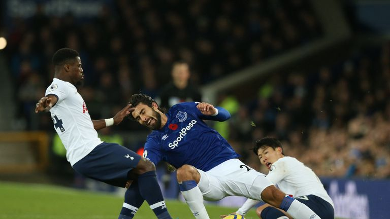 Andre Gomes is likely to miss the rest of the season with an ankle injury