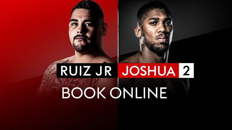 Deontay Wilder : Joshua will emulate Muhammad Ali if he loses to Ruiz