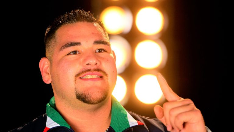Andy Ruiz Jr has been plunged into the spotlight after his shock victory