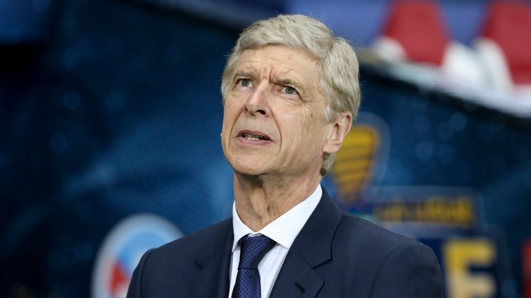 Arsene Wenger has been out of management since leaving Arsenal in summer of 2018