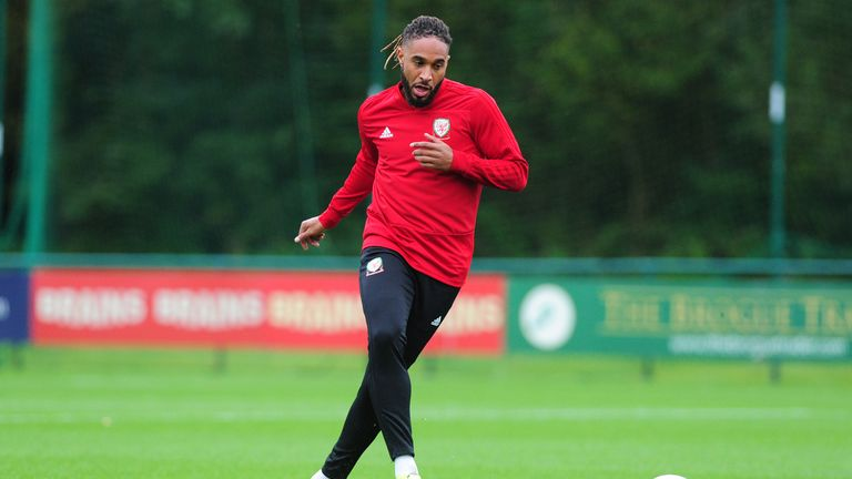 Ashley Williams is looking to help Wales get to next Summer's European Championship Finals