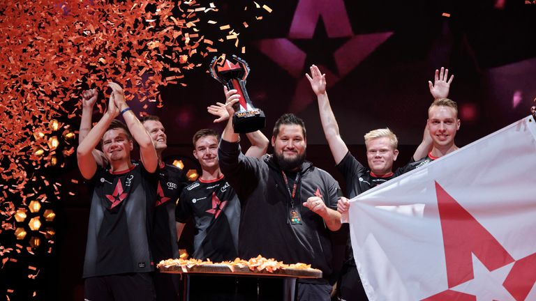 Astralis are regarded as one of the best teams of all time (Credit: Joe Stephens)