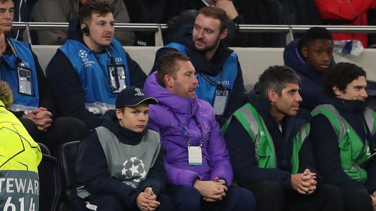 Callum Hynes, 15, from Essex, was Spurs' unsung hero on Tuesday night