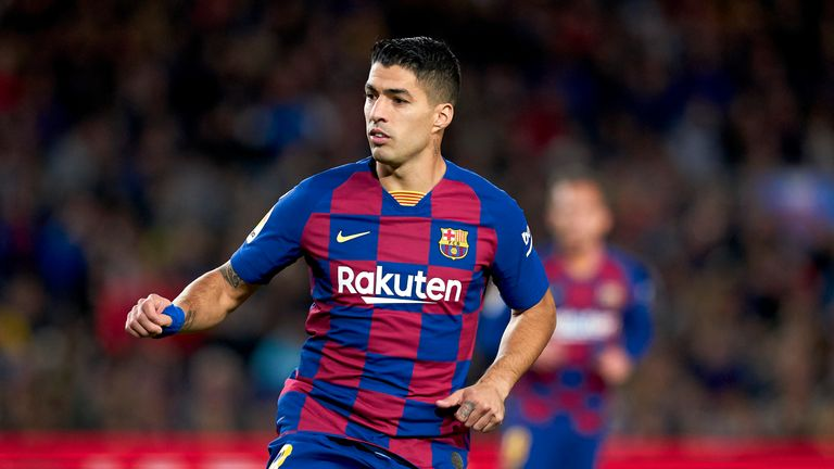 Barcelona end search for Luis Suarez replacement after failed ...