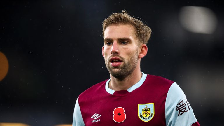 Charlie Taylor has signed a contract extension at Burnley until 2024