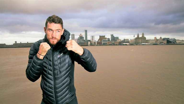 Smith is the undefeated WBA champion