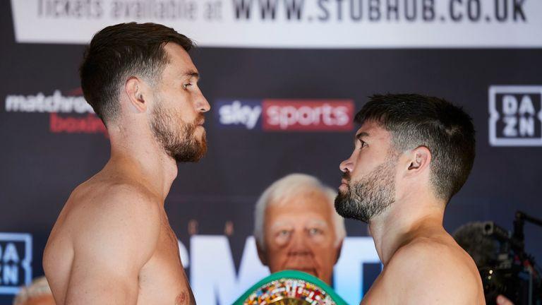 Callum Smith defends WBA (Super) belt but toils against gutsy John Ryder