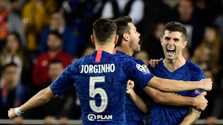 Christian Pulisic has continued to score three more goals this season