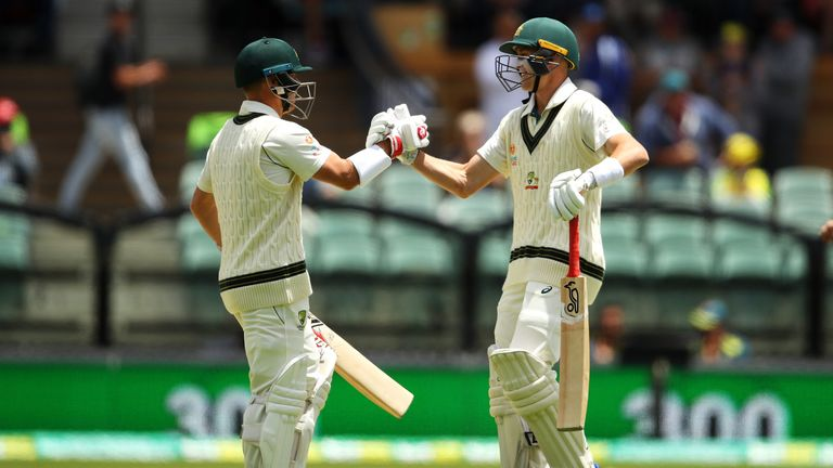 Australia thumps Pakistan in Adelaide to complete 2-0 Test series sweep