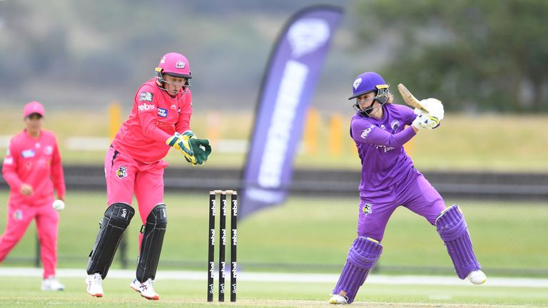 Smith has played 43 games in the Women's Big Bash League