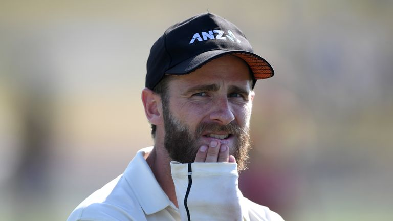 Williamson expects to be fit for New Zealand's next Test, which begins on Thursday