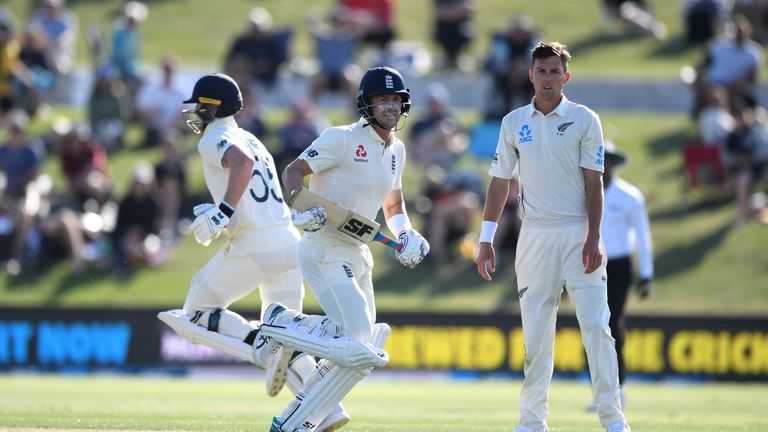 New Zealand's Trent Boult could miss the second Test against England