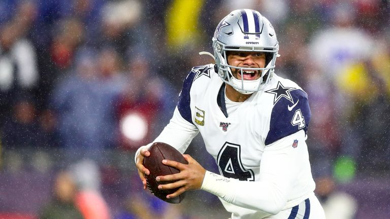 Will the Cowboys give Dak Prescott a new bumper contract?