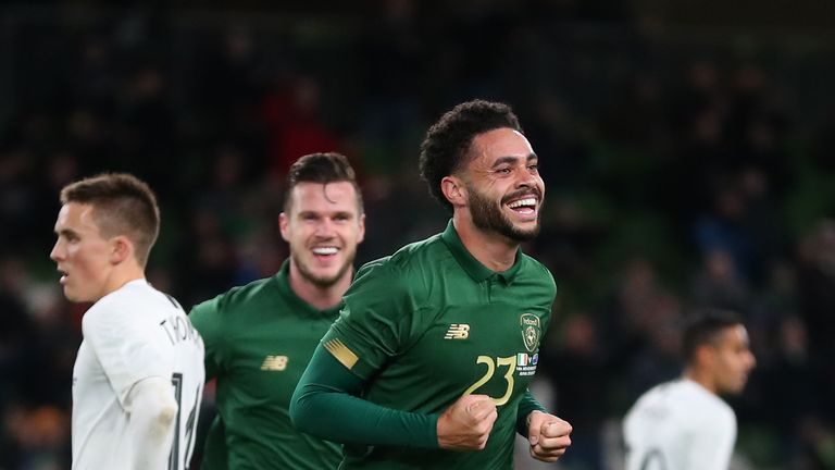 Derrick Williams scored the first goal against New Zealand but misses out against Denmark through injury